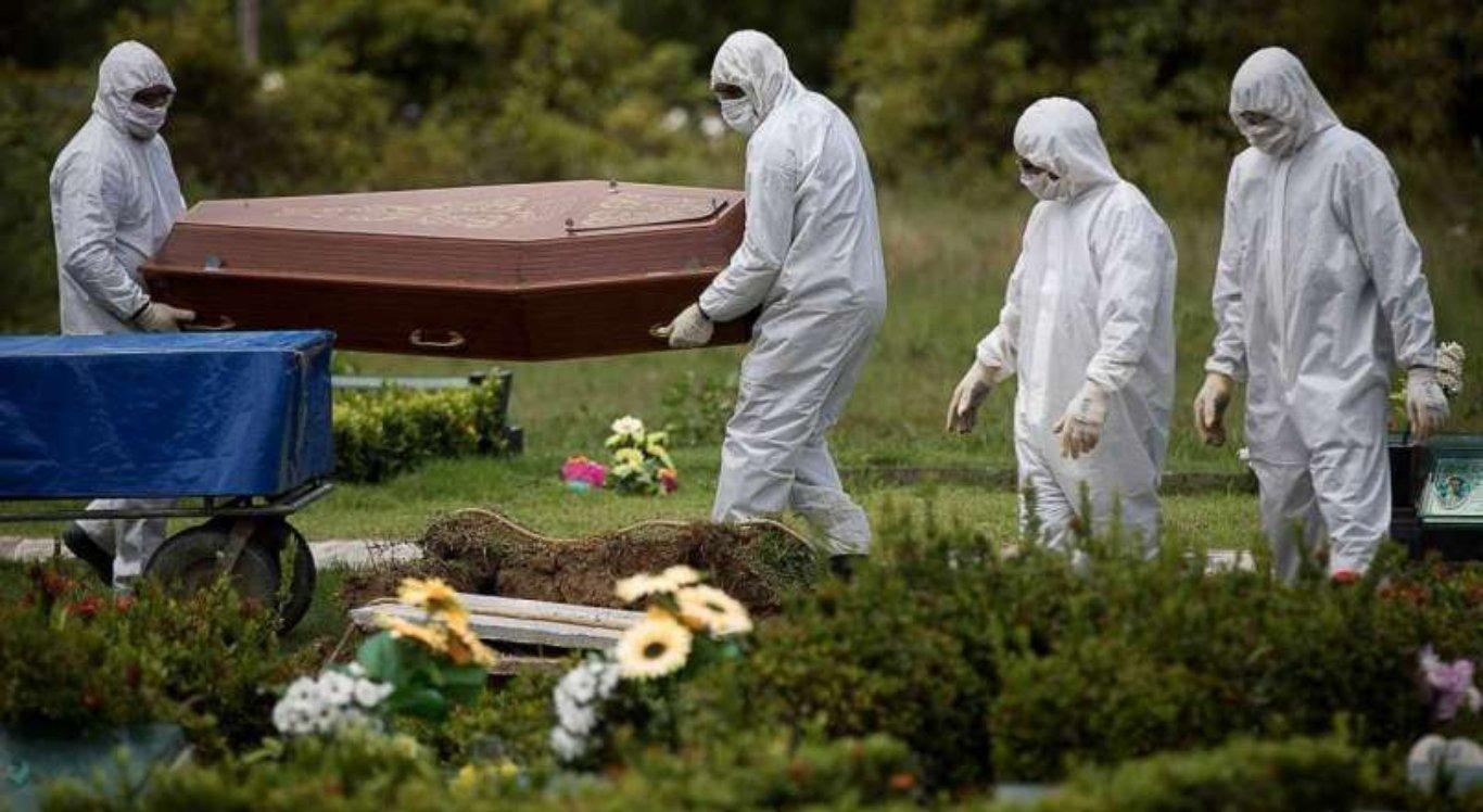25 de março agora é o Dia estadual em memória das vítimas da Covid-19