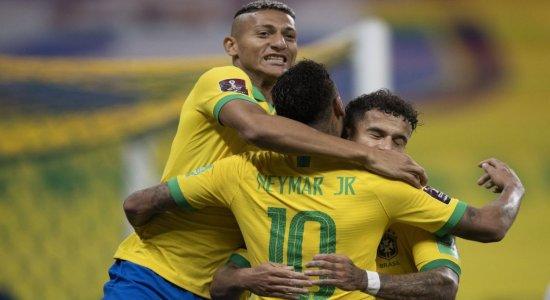 Eliminatórias da Copa: Seleção estreia com goleada sobre a Bolívia