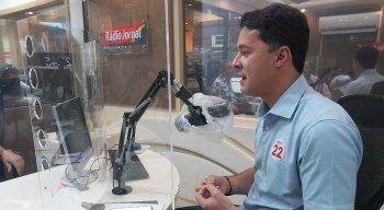 Anderson Ferreira (PL) tenta reeleição na Prefeitura de Jaboatão dos Guararapes