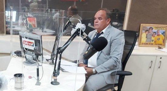 Candidato à Prefeitura de Jaboatão, Arnaldo Delmondes (PCdoB) promete diálogo com a população
