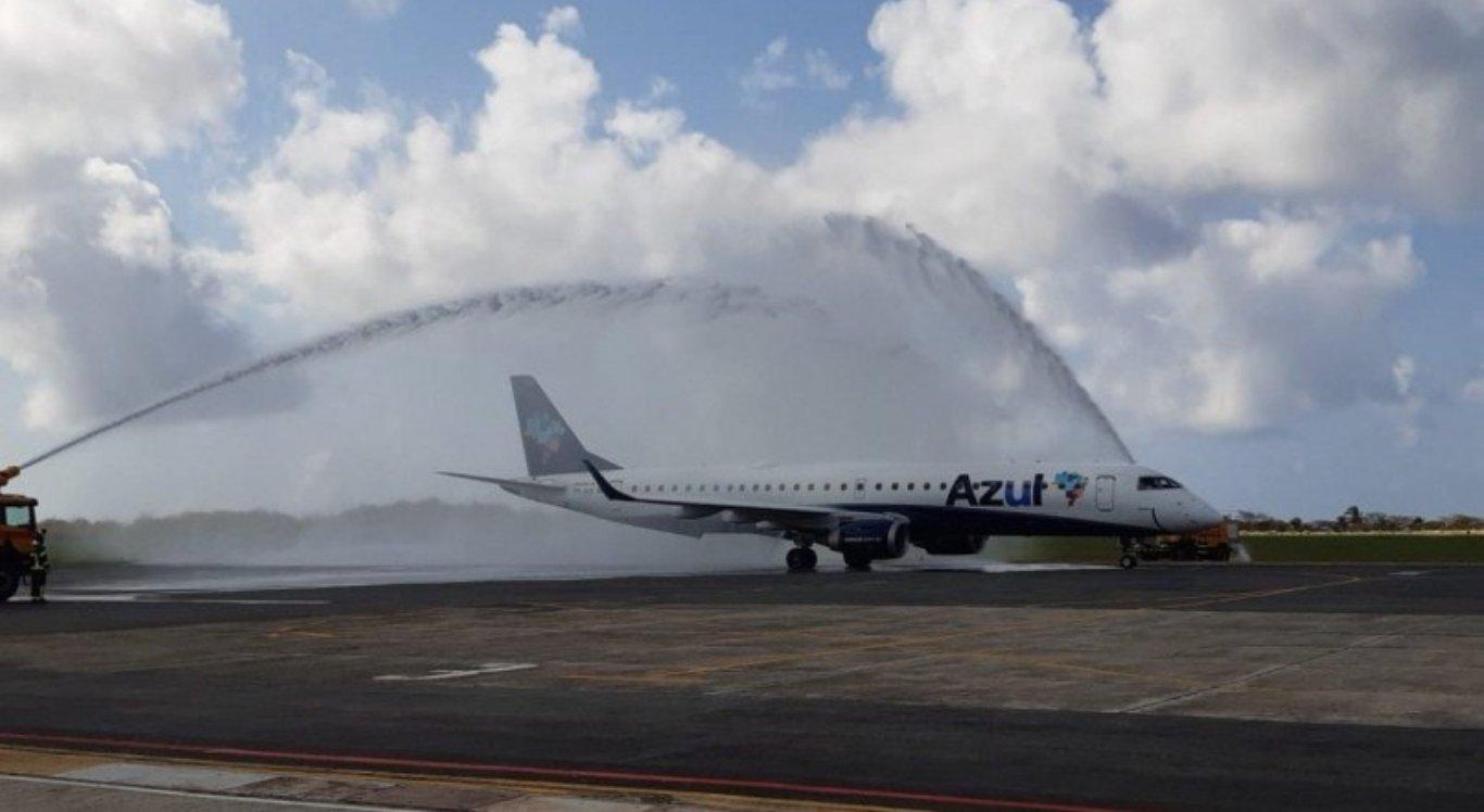 Turista testa positivo para covid-19 ao desembarcar em Fernando de Noronha