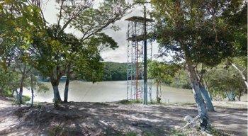 O consultor de informática estava com a família no parque em Itamaracá, no Litoral Norte de Pernambuco