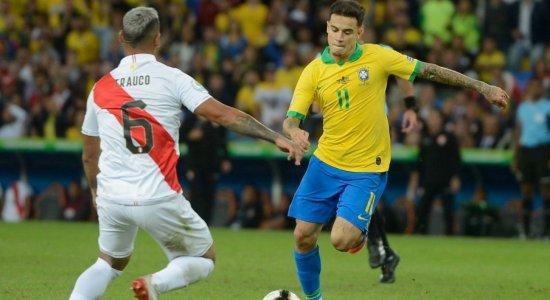 Seleção brasileira enfrenta Peru pela segunda rodada das Eliminatórias