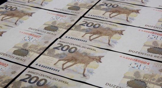 Em menos de 15 dias, Polícia Federal faz segunda apreensão de notas falsas de R$ 200 em Pernambuco