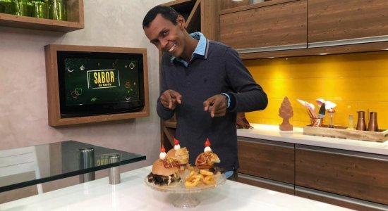 Hambúrguer Diferenciado: receita do Chef Rivandro França do Sabor da Gente