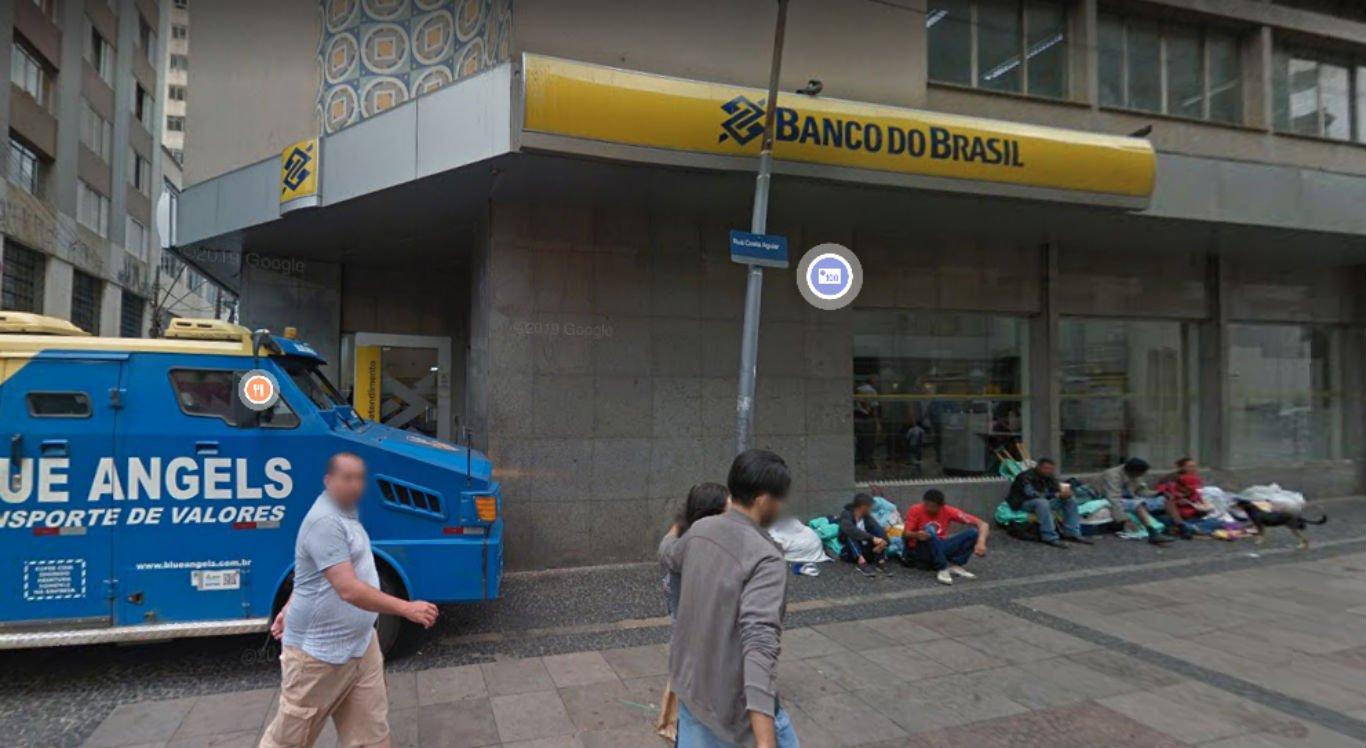 Caso aconteceu em uma agência bancária de Campinas, em São Paulo