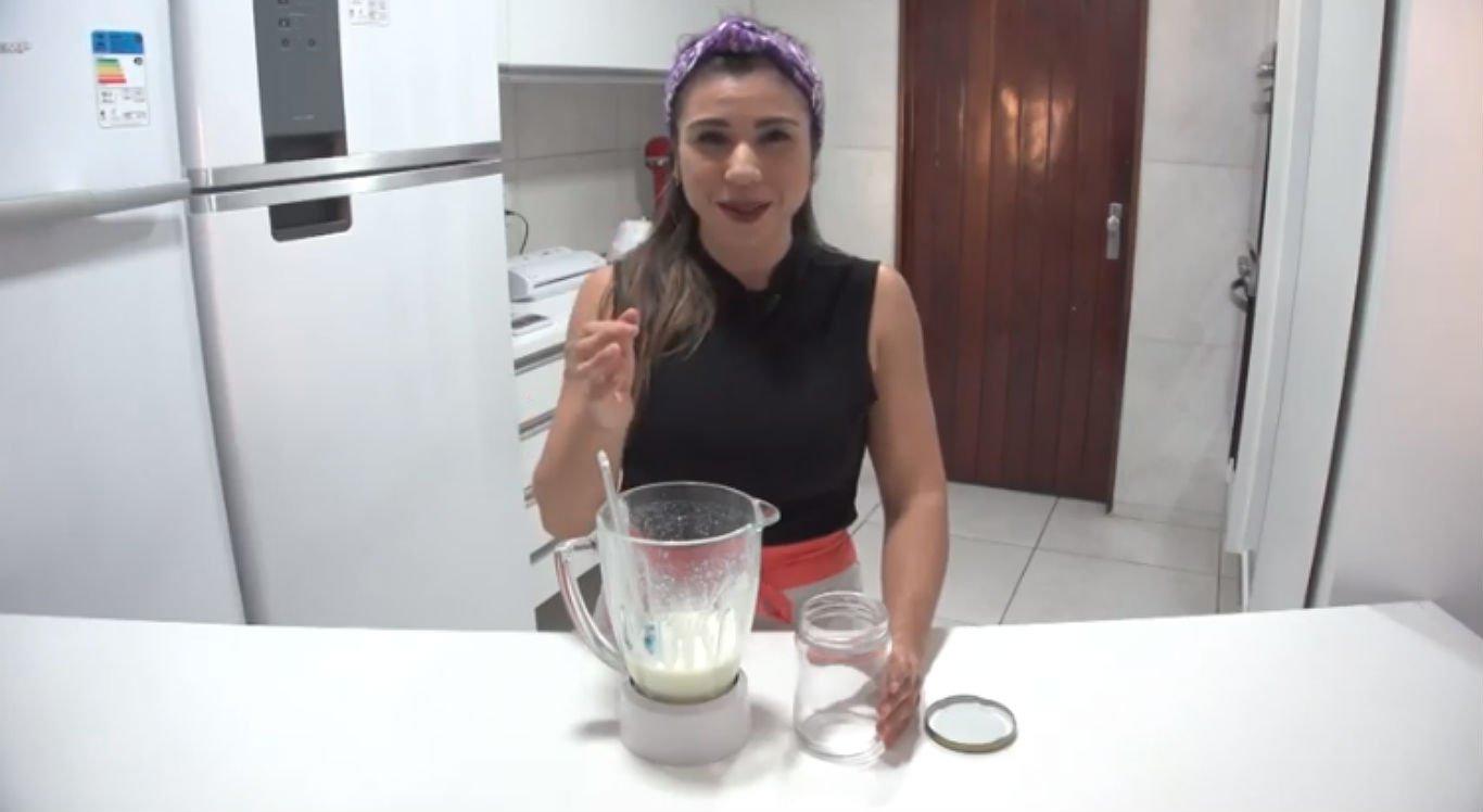 Confira como fazer leite condensado sem açúcar e sem lactose