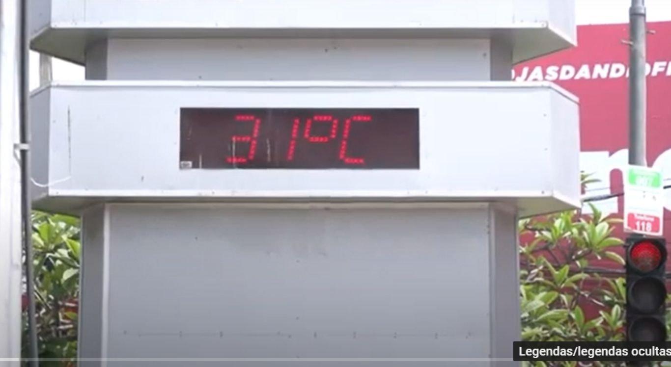 Apesar de o verão ainda não ter chegado, calor tem sido constante em Caruaru