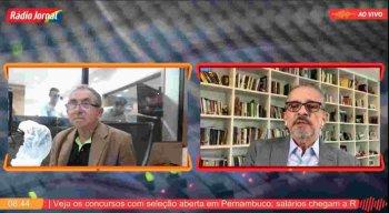 Antônio Lavareda fala sobre a segunda semana de campanha eleitoral no Recife