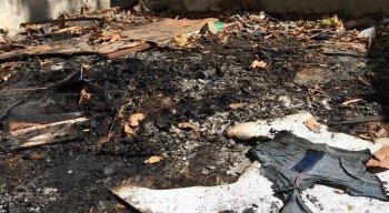 Polícia investiga se ela foi queimada ainda viva ou só depois de ser morta