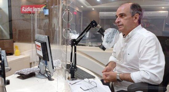 Geraldo Pinho Alves Filho (Avante) promete 100 mil empregos e Guarda Municipal armada para Paulista