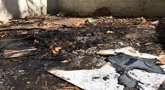 Polícia prende suspeitos de assassinar mulher queimada em terreno na Zona Norte do Recife