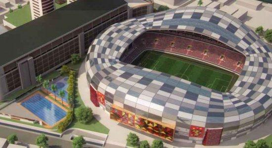 Com 'situação propícia', Dubeux acredita que Sport pode atrair investidores para a construção da Arena Rubro-negra