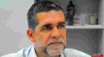 Presidente do Sintepe, Fernando Melo