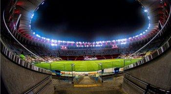 Flamengo x Junior Barranquilla no Maracanã pela Libertadores 2020