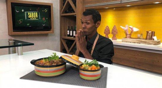 Sopa, Texturas e Sabores: receita do Chef Rivandro França do Sabor da Gente