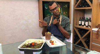 Feijão Preto Adubado do Chef Rivandro França