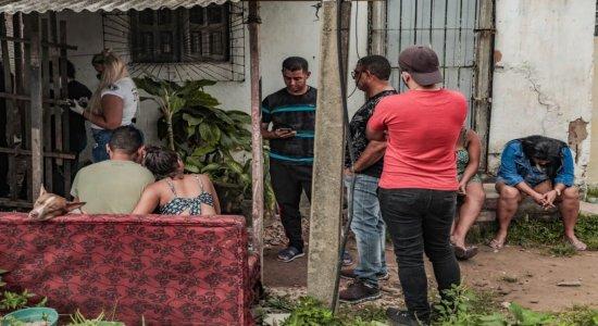 Mãe e filho são executados dentro de casa no Cabo de Santo Agostinho