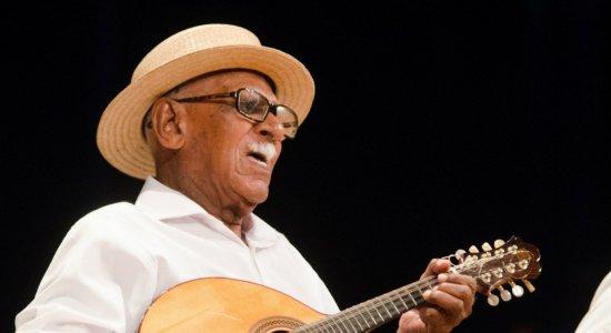 Mestre Chocho morre, aos 96 anos, em hospital de campanha para covid-19 no Recife