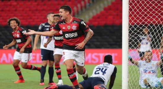 Flamengo derrota Junior Barranquilla por 3 a 1 pela Libertadores 2020