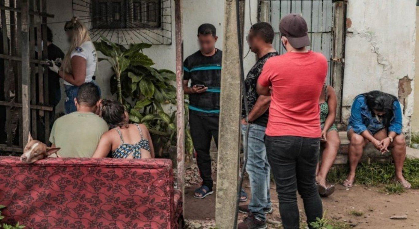 Crime ocorreu em comunidade no Cabo de Santo Agostinho