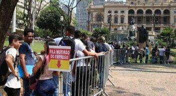 Número de desempregados chega a 13,5 milhões em setembro no Brasil