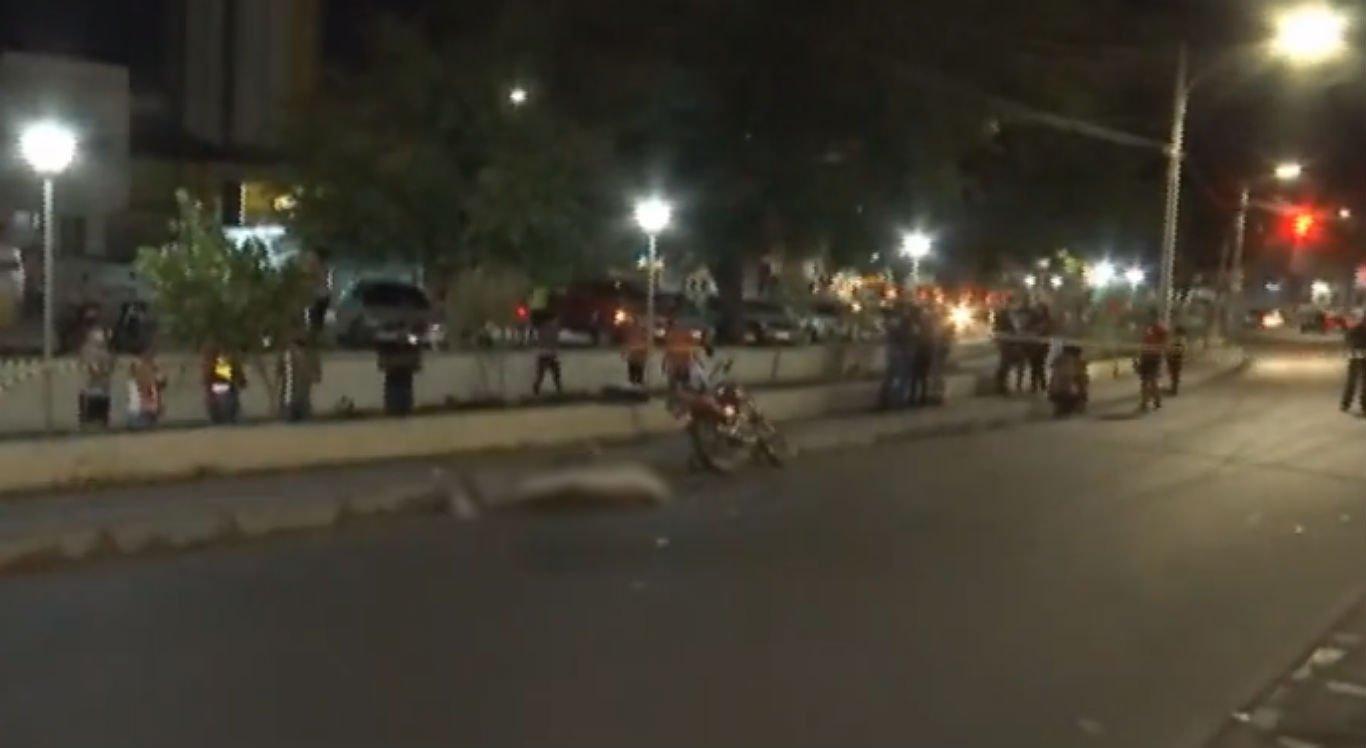 Acidente aconteceu na Avenida Rui Barbosa; idoso não resistiu