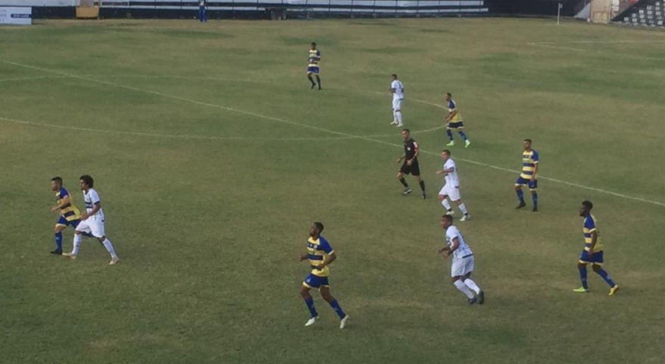 Com o gol do zagueiro Lucão, no segundo tempo, a Patativa derrotou o Freipaulistano por 1 a 0, na tarde deste domingo (25), no Estádio Luiz Lacerdão