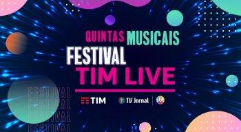 O Quintas Musicais será um esquenta para o Festival TIM LIVE de sábado (31).