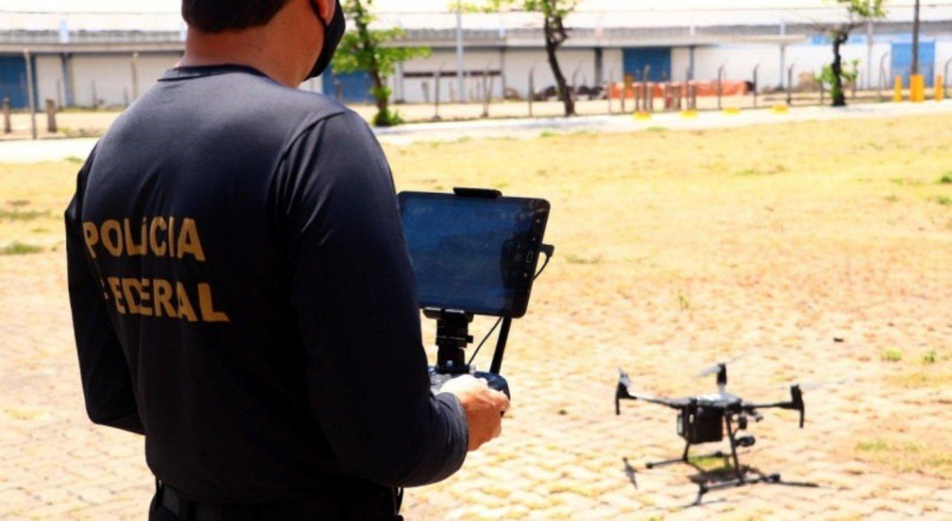 Polícia Federal usará drones para combater crimes eleitorais