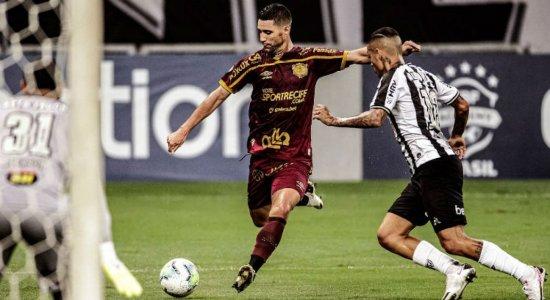 Sport inicia sequência de jogos decisivos no Brasileirão contra o Athletico
