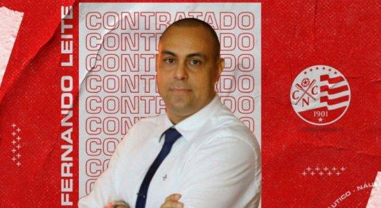 Náutico anuncia contratação do novo executivo de futebol