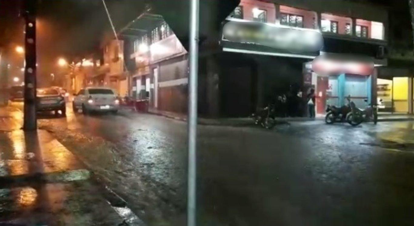 Chuvas em Poção
