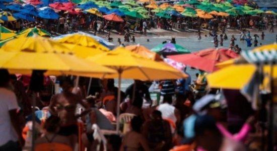 Não recomendadas neste período ainda de pandemia, aglomerações seguem em alta no Estado