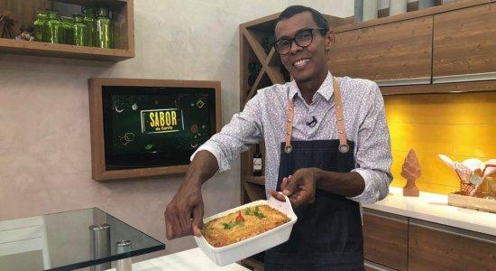 Conheça a receita de Empadão de Frango Caipira do Chef Rivandro França do Sabor da Gente