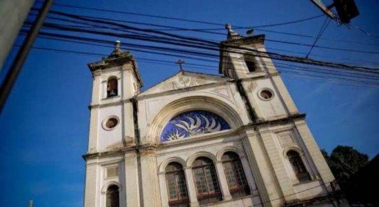 Matriz de São José, no Centro do Recife, se prepara para reabrir após sete anos