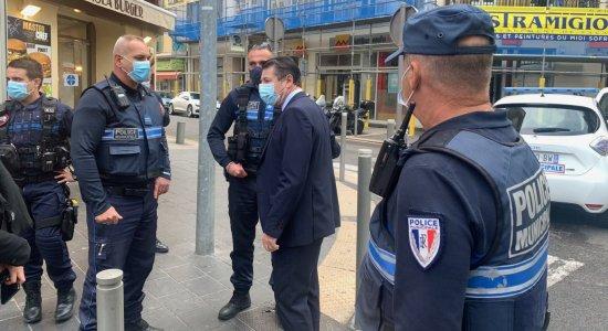 França: esfaqueamento no interior de uma igreja deixa três mortos, em Nice