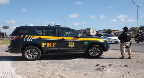 Polícia Rodoviária Federal deflagra operação Finados para o feriadão em Pernambuco