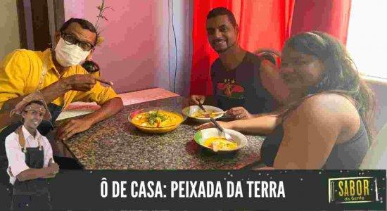 Chef Rivandro França prepara Peixada da Terra no Ô de Casa em Rio Doce