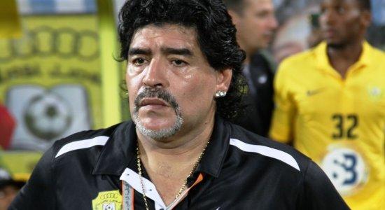 Maradona faz 60 anos com homenagens por todo o mundo