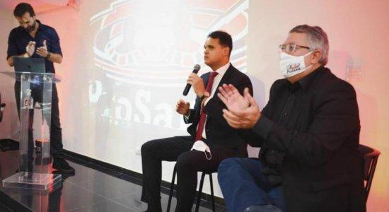 André Frutuoso e Joaquim Bezerra encabeçam chapa de oposição para concorrer à eleição do Santa Cruz