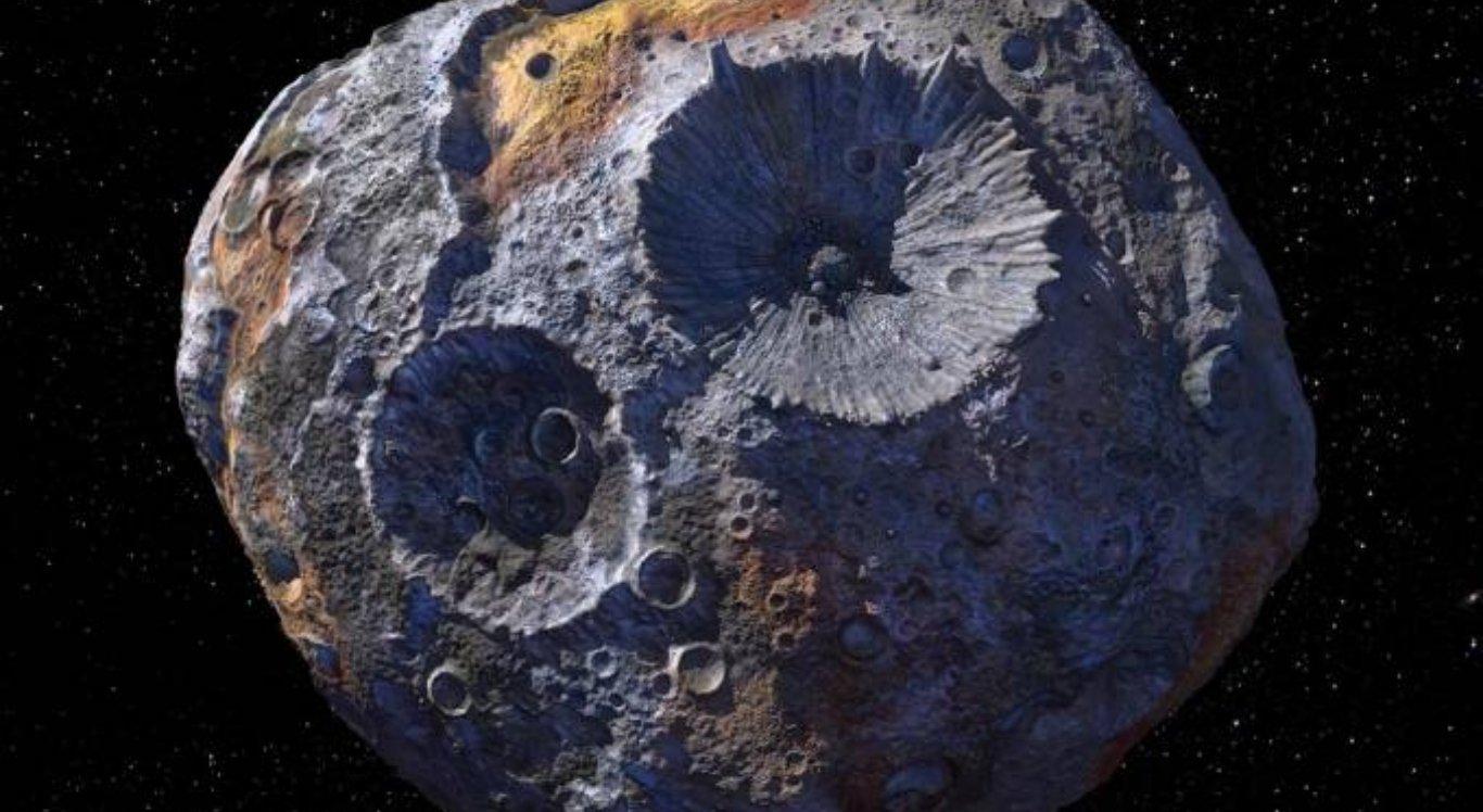 Asteroide vale mais que a economia global