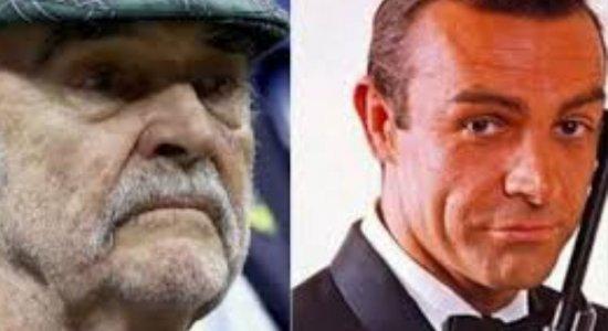 Morre ator Sean Connery, o primeiro James Bond do cinema