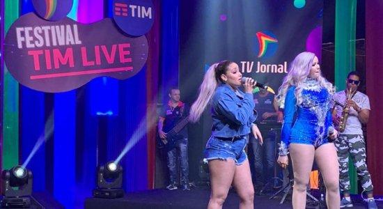 Festival TIM Live com as bandas: Amigas do Brega, Sedutora do Brasil, Sentimentos, Torpedo e Silvana Salazar