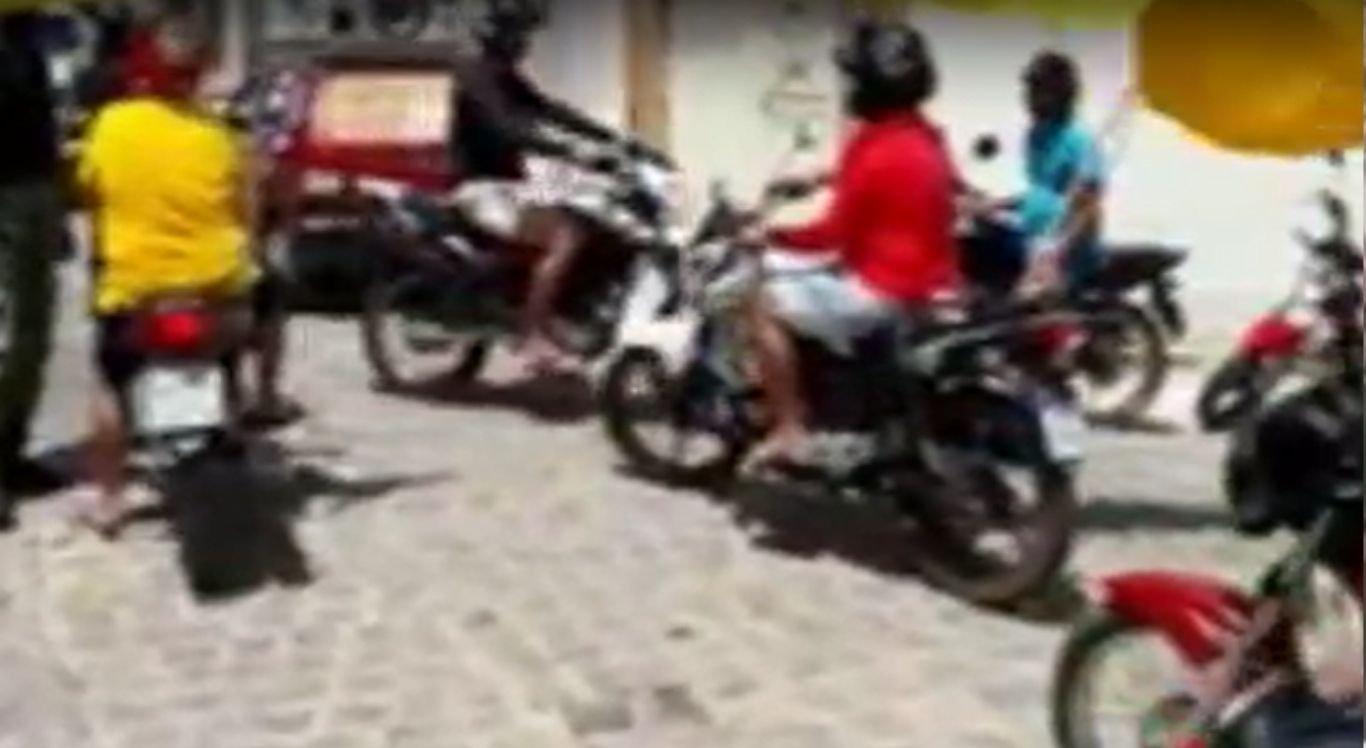Duas pessoas foram detidas e encaminhadas à Delegacia de Salgueiro