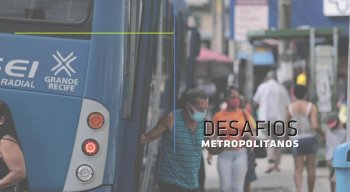 Série de reportagens 'Desafio Metropolitanos' produzida e exibida pela TV Jornal