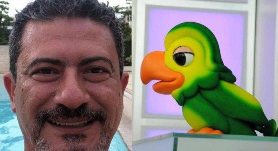 Laudo do IML confirma que Tom Veiga, intérprete do Louro José no 'Mais Você', sofreu um AVC