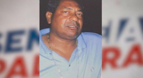 Rui de Melo Silva foi assassinado em Lajedo