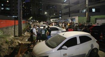 Corpo do policial militar da Rádio Patrulha foi encontrado em Boa Viagem, na Zona Sul do Recife