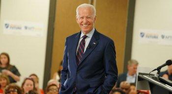 Candidato democrata, Joe Biden